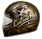 Preview: Motorradhelm - Premier - Trophy - Custom Part