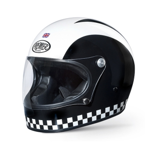 Motorradhelm Premier TROPHY RETRO - Phil Read